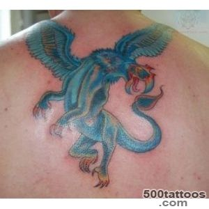 Griffin Tattoo Images amp Designs_30