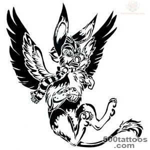 Griffin Tattoo Images amp Designs_33