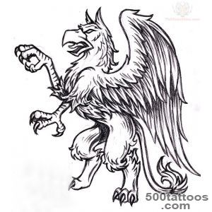 Tattoo inspirations on Pinterest  Griffin Tattoo, Griffins and _27