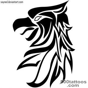 Tribal Tattoo Experiment Griffin by Sayned on DeviantArt_47