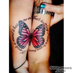 Meaningful Best Friend Tattoos Ideas with Various Designs and _44