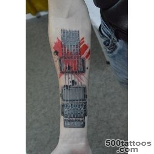 Guitar Tattoos  MadSCAR_19