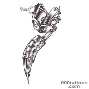 Tattoo Gun Clipart   Clipart Kid_11