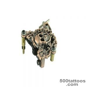 Tattoo Guns K100 Skull tattoo machine Metal Tattoo Machine Gun _49