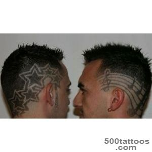 Hair Tattoo Designs  Banaiye Apna Alag Style Statement_29