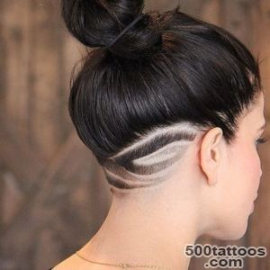 Hair Tattoo ideas for girls   Tattoo Designs For Women!_33