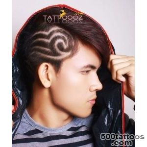 Hair Tattoo Pictures Designs Crazy Art,Hair Tattoo Pictures _46