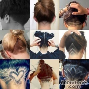 Undercuts and Hair Tattoos   Health amp Beauty  Health amp Beauty_38JPG