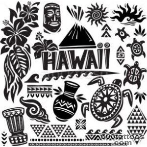 18+ New Hawaiian Tattoo Designs_48