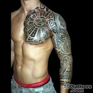 25+ Incredible Hawaiian Tattoos_19