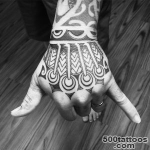 Hawaiian Tattoo Designs and Meanings_22