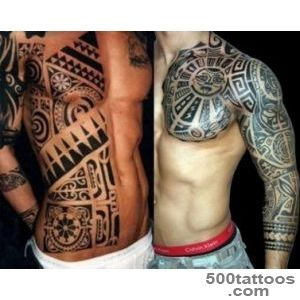 Polynesian Tattoo Designs   Cool Ideas, Designs amp Examples_40