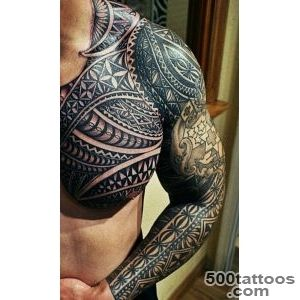 Polynesian Tattoo on Pinterest  Polynesian Tattoos, Samoan Tattoo _30