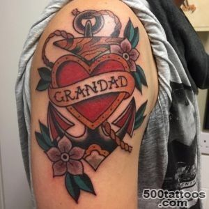 40 Sweet Heart Tattoo Designs and Meaning   True Love_33