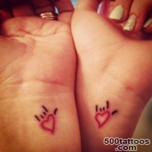 100 Delightful Heart Tattoos Designs For Your Love_20