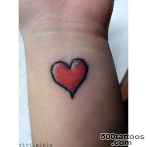 Heart Tattoo   Dr Odd_47