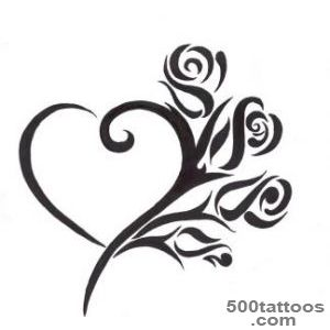 Heart Tattoo Images amp Designs_6