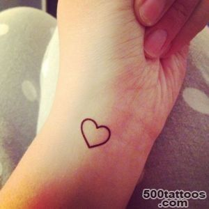 Heart Tattoos, Designs And Ideas_8