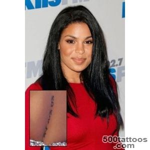 11 Non Jewish Celebrities (and 2 Jewish Ones) With Hebrew Tattoos _48