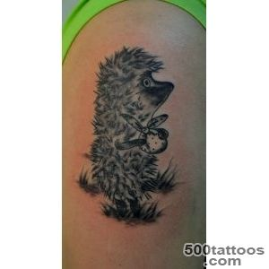 Hedgehog tattoos   Tattooimagesbiz_19