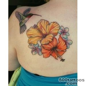 40 Magnificent Hibiscus Flower Tattoos  Art and Design_8