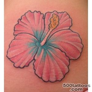 60+ Best Flower Tattoos_27