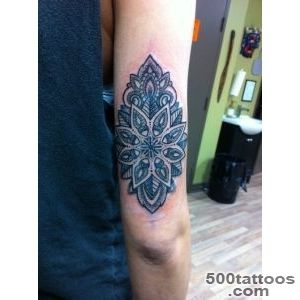 Hippie tattoo  We Heart It  mandala and tattoo_49