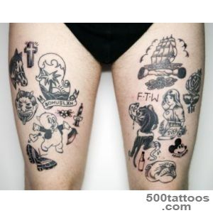 Homemade Tattoo Designs Ideas Meanings Images