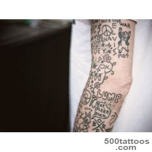 Homework guide culture of tattoos at home _ 12