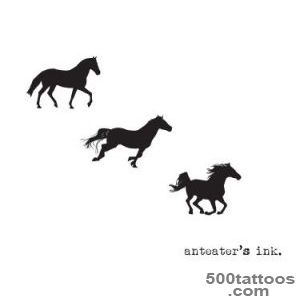 Popular items for horse tattoo on Etsy_32