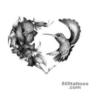 1000+ ideas about Hummingbird Tattoo on Pinterest  Tattoos _7