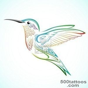 Hummingbird Tattoo Images amp Designs_9