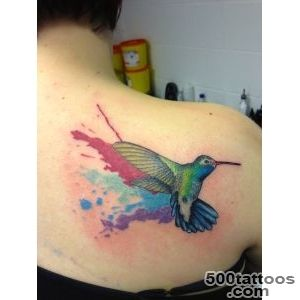 Hummingbird Tattoos, Designs And Ideas  Page 7_43