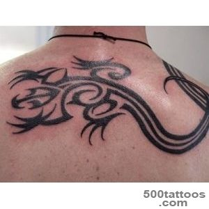 Animal Tattoos » Iguana Tattoo_33