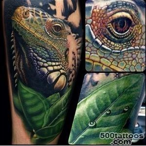 Best iguana tattoo EVER!  Tattoos  Pinterest  Iguanas and _5