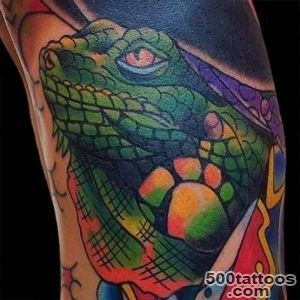 Iguana Tattoo Designs With Color 1000 new ideas tatuirovki_27