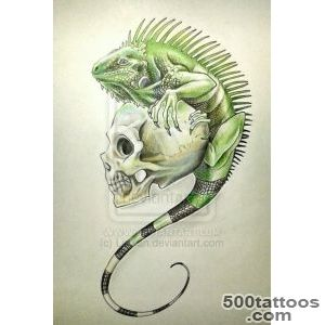 Pin Pin Iguana Tattoo Animal Tattoos On Pinterest on Pinterest_2