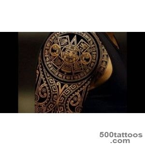 Inca tattoos design, idea, image