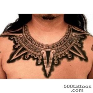 Aztec Tattoo Images amp Designs_27