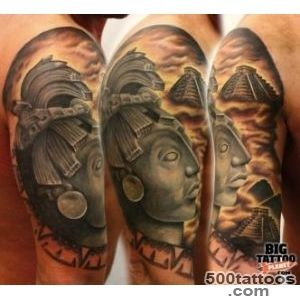 Big Tattoo Planet inca, Mayan, statue  Big Tattoo Planet_33