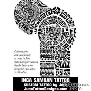 inca samoan tattoo by Juno (tattoo designer)_25