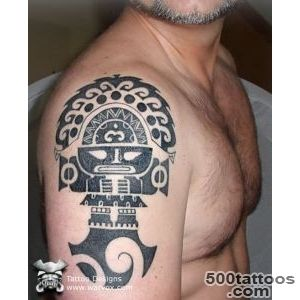 Tribal Tumi Tattoo   ? AZTEC TATTOOS ? Aztec Mayan Inca Tattoo _8