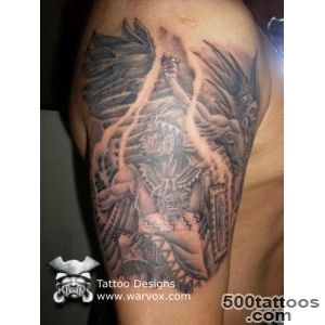 Warrior Spirit Tattoo   ? AZTEC TATTOOS ? Aztec Mayan Inca Tattoo _38
