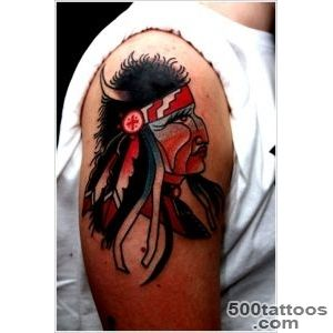 40 Native American Tattoo Designs that make you proud!_46