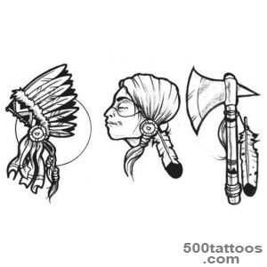 American Indian Tattoo Designs  Tattoobitecom_26
