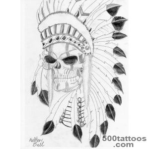 Native American Indian Tattoo   Tattoes Idea 2015  2016_38