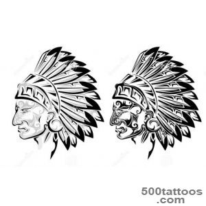 Tribal American Indian Tattoo Designs  Tattoobitecom_43