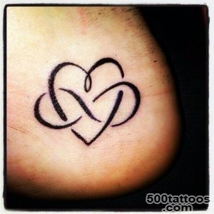 Heart and infinity sign  Tats   Others (Me)  Pinterest _2