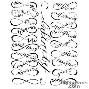 Infinity Tattoo Images amp Designs_38