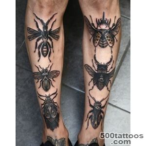 30+ Wonderful Insect Tattoos_22